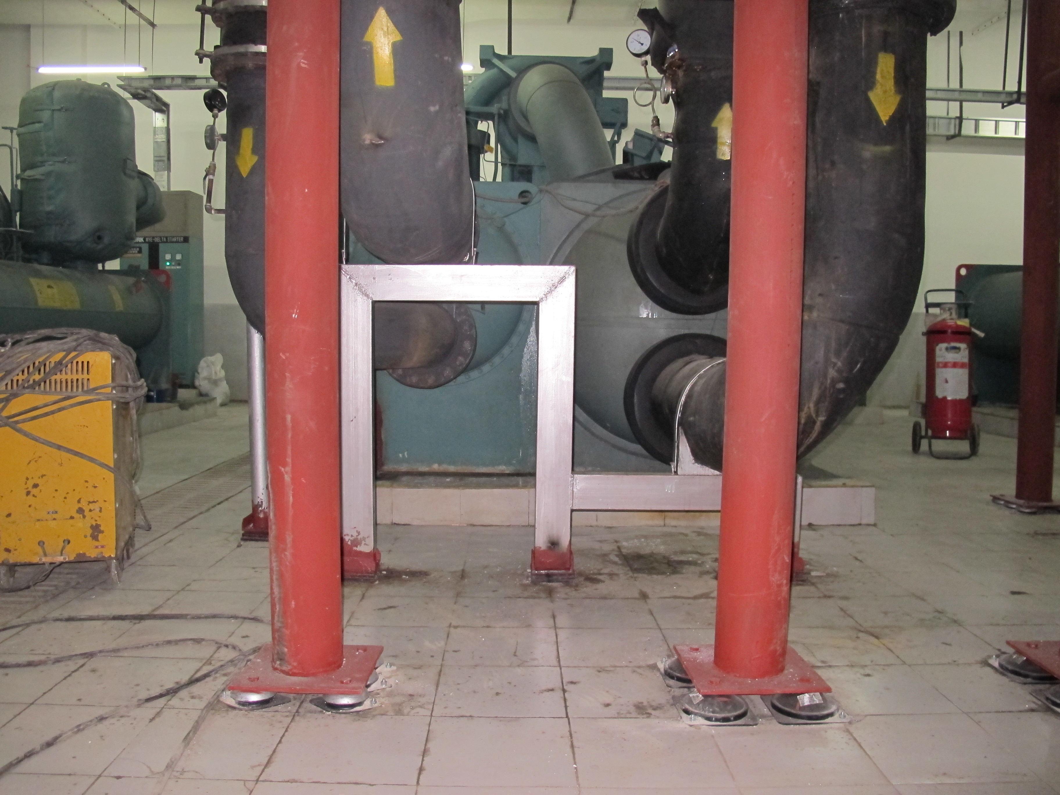 室内空调机组噪声整治