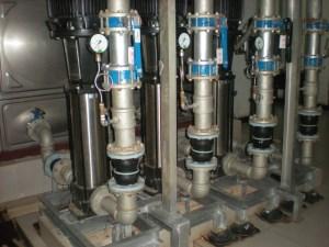 小区水泵房噪音