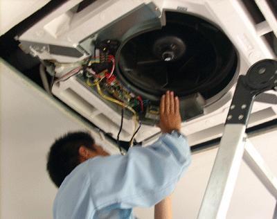 洛阳天井机空调维修