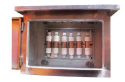 高压转换箱