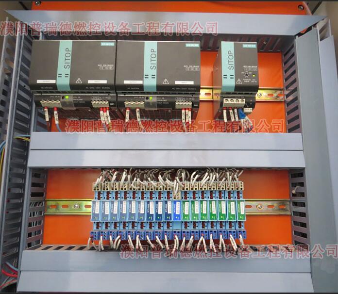 火炬点火装置-PLC卡件
