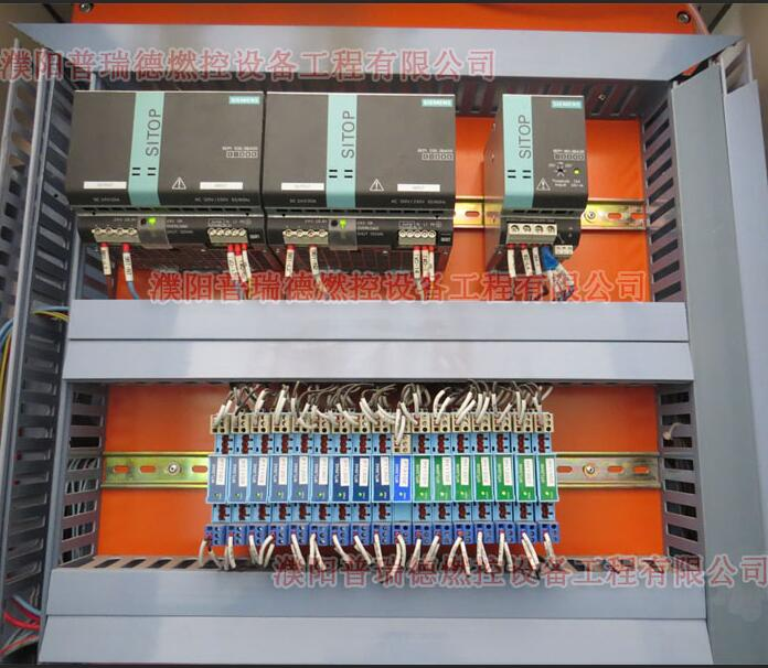 火炬點火裝置-PLC卡件