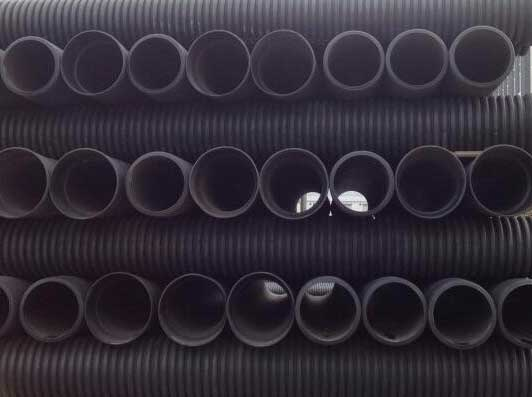 昆明HDPE双壁波纹管