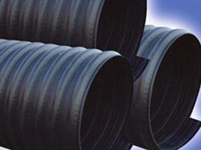 云南HDPE钢带管