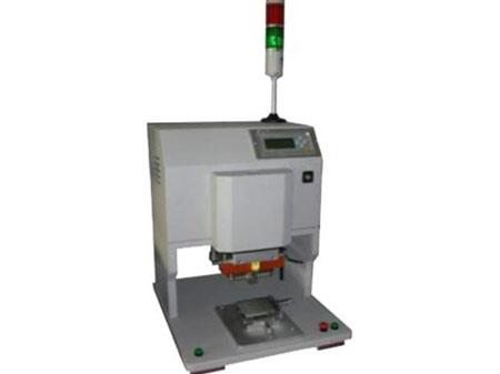 固定夹具脉冲压焊机