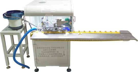 自动焊锡机-已停产