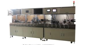 自动包铜箔割铝箔棉纤机