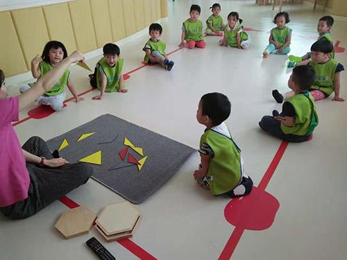 儿童之家课程