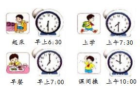 钟表与时间管理