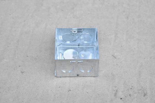 86型镀锌接线盒
