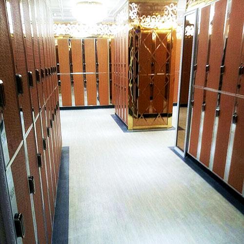 PVC地板施工