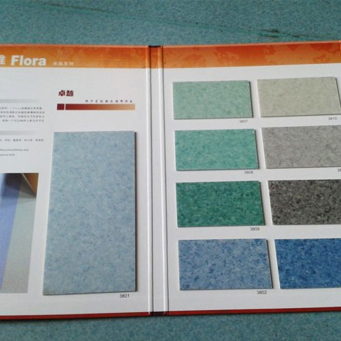 貴州PVC地板施工