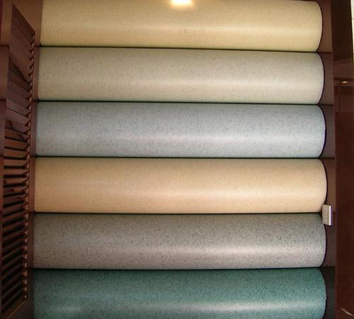 进口PVC地板