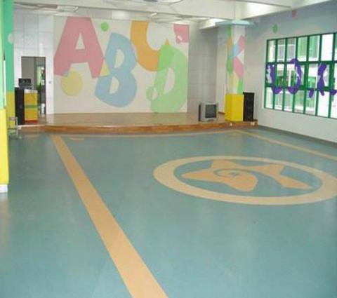 幼兒園PVC地膠