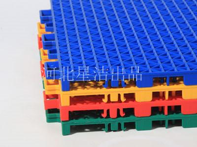 石家庄悬浮拼装地板施工