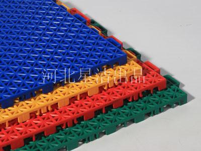 石家莊懸浮式塑膠地板