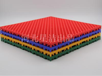 【圖文】懸浮地板讓戶外活動充滿了吸引力_顏色多樣供你所選