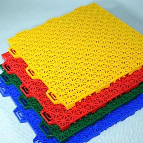 石家庄悬浮式塑胶地板