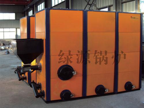 新型生物质热水炉