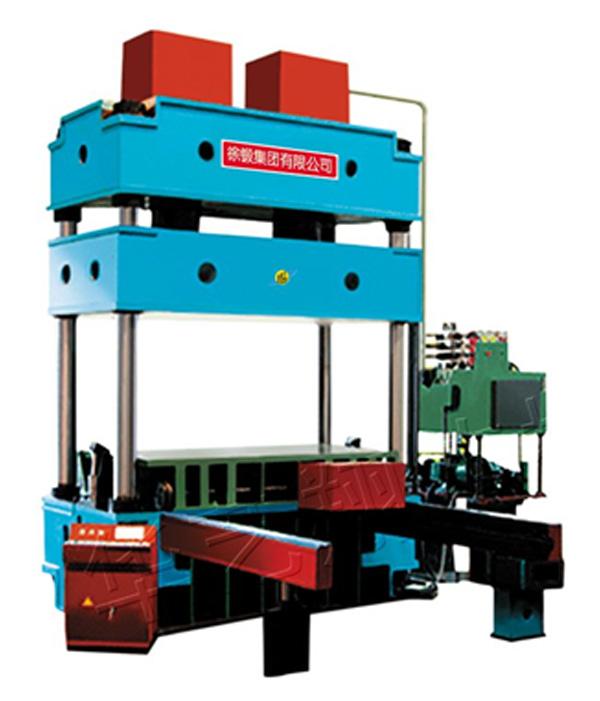 四柱式薄板冲压液压机