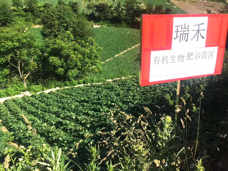 瑞禾蔬菜有机肥价格