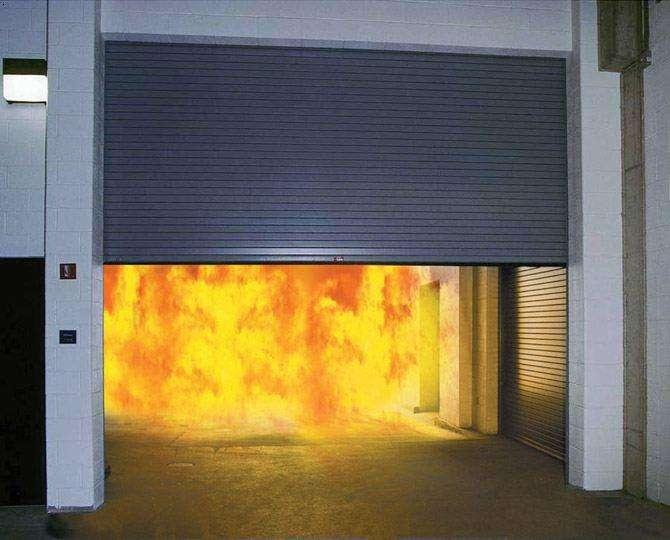 贵州钢制防火卷帘门安装