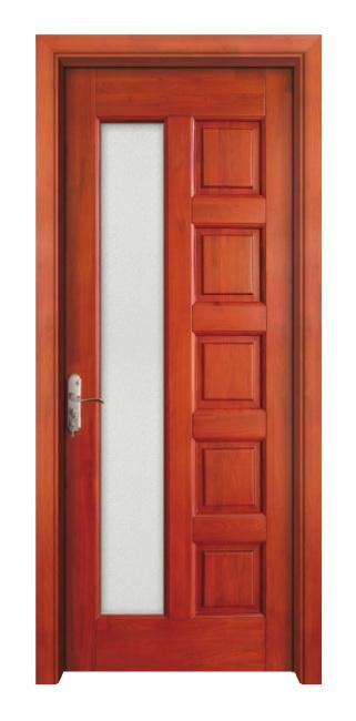 贵阳实木玻璃门