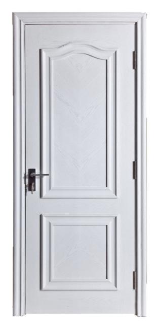 实木开放漆门