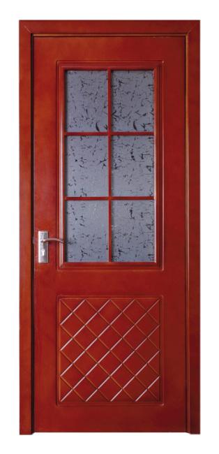 都匀实木玻璃门