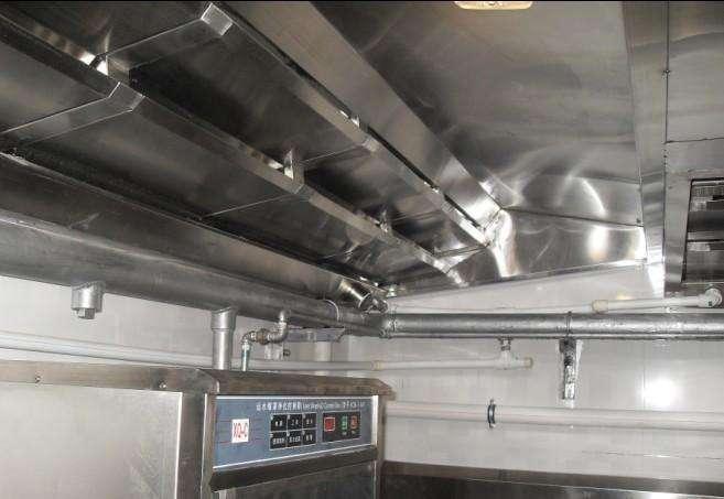 南阳厨房排烟设备厂家