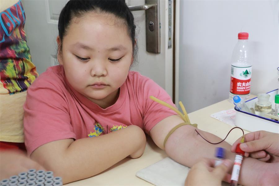 武汉儿童减肥夏令营