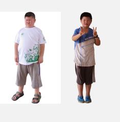 武昌儿童减肥训练营