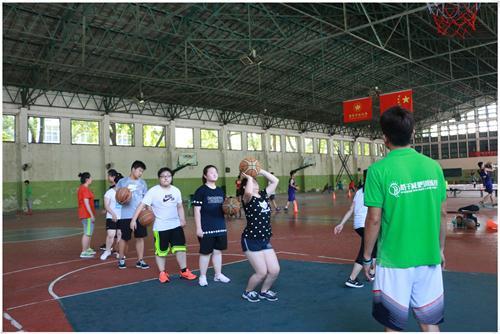 运动减肥训练营