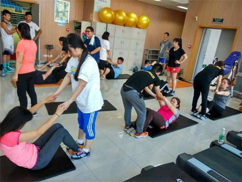 武汉运动减肥中心