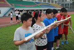 武汉暑假减肥夏令营