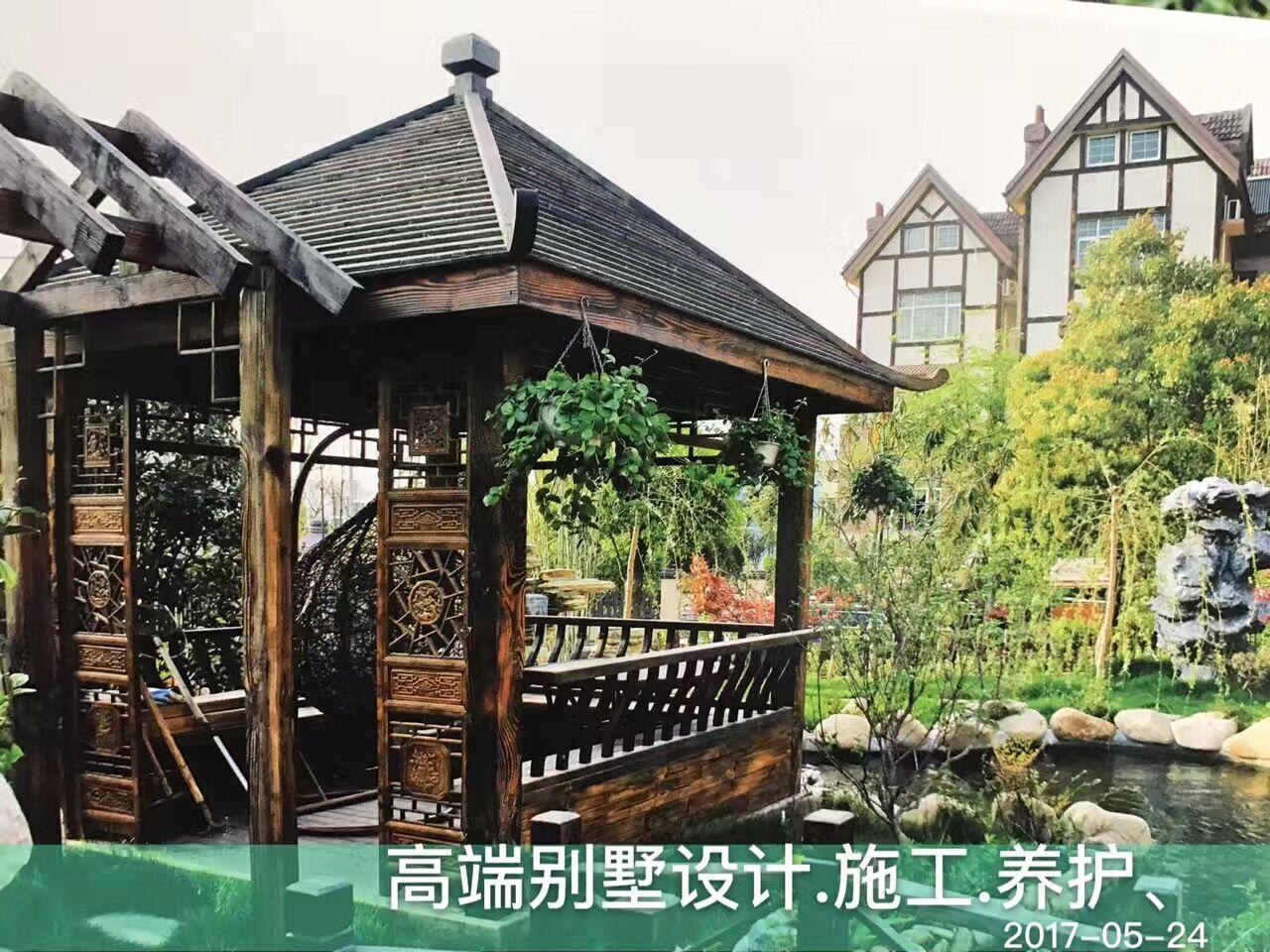 别墅私家花园设计