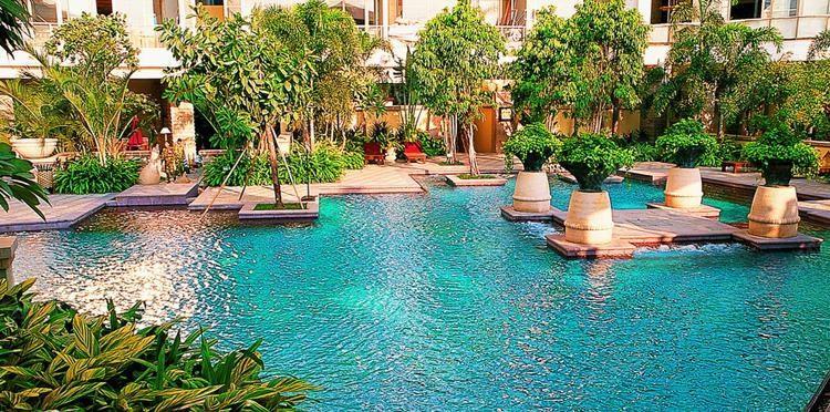 东南亚园林风格设计