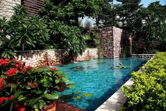 东南亚风格园林景观设计