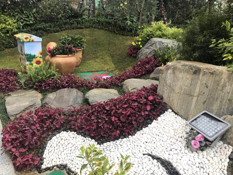 重庆私家花园托管