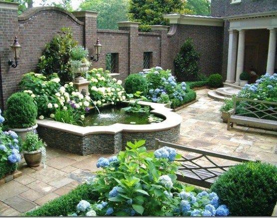 重庆别墅私家花园设计