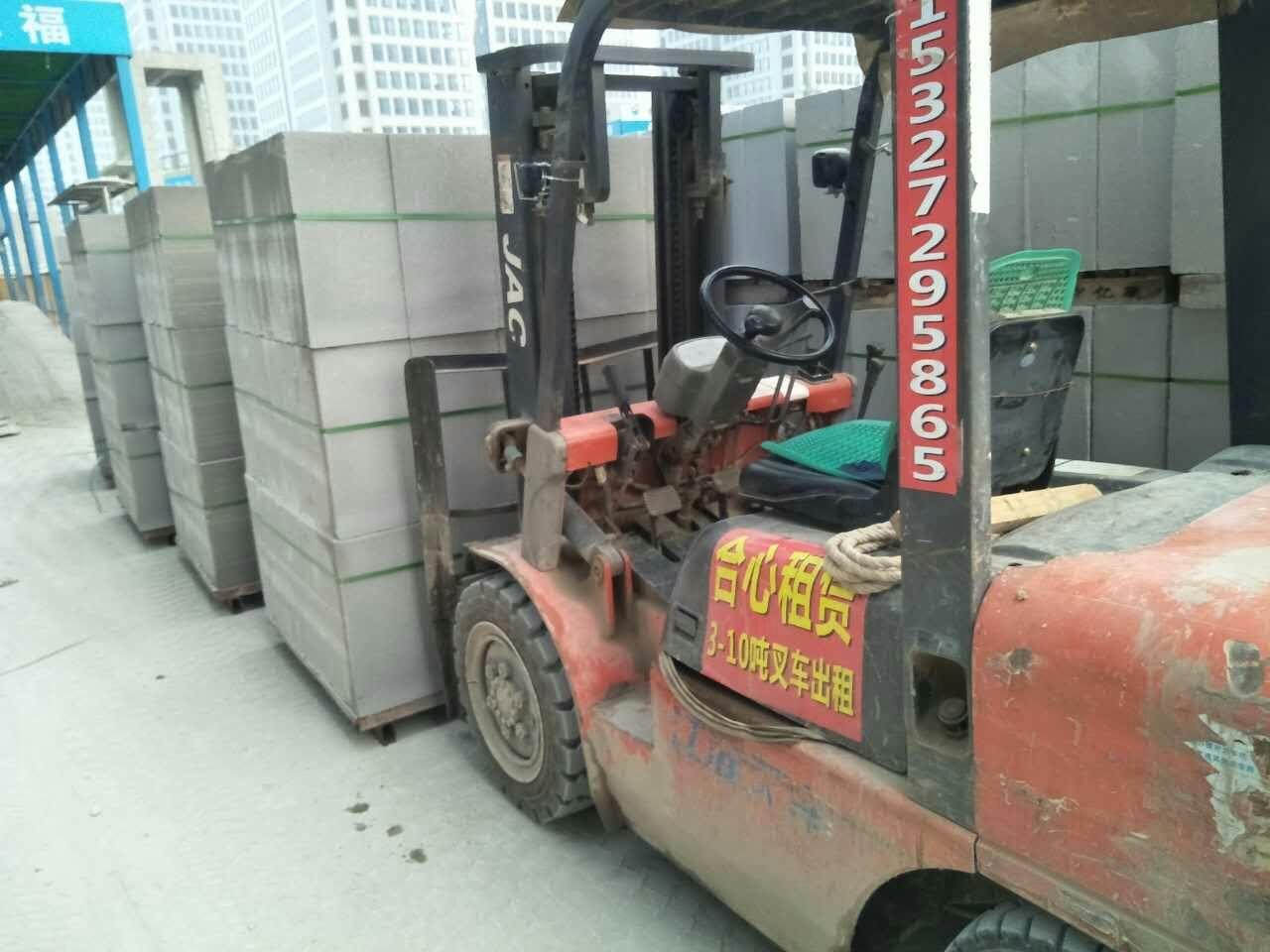 崇仁路叉车租赁