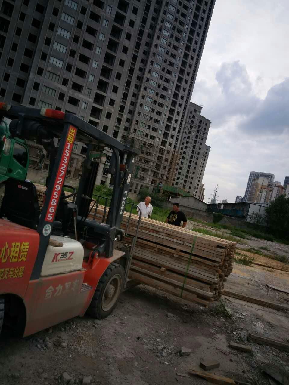 华中企业城叉车出租
