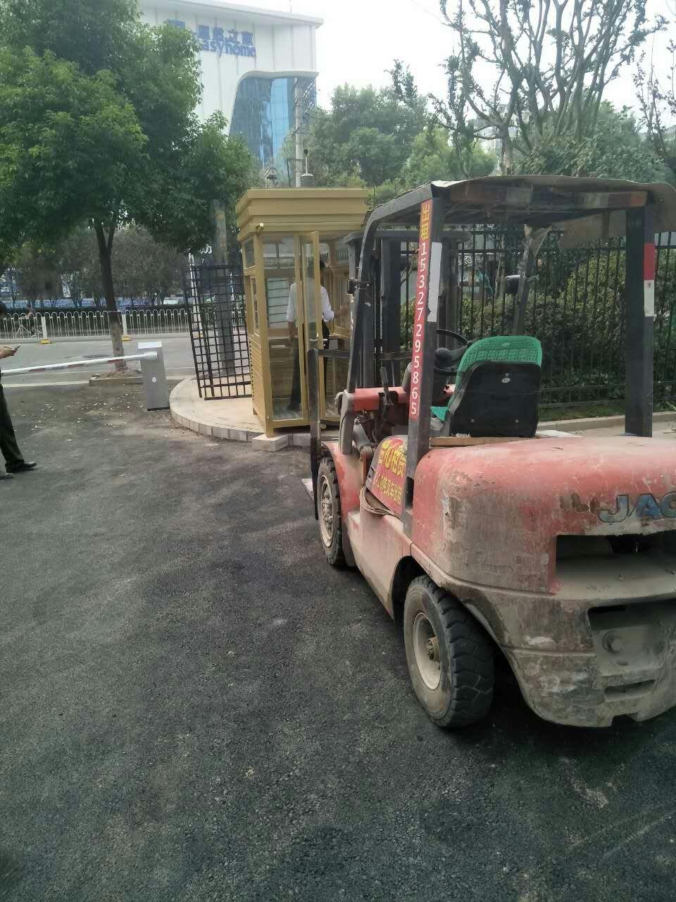 武汉电动叉车出售