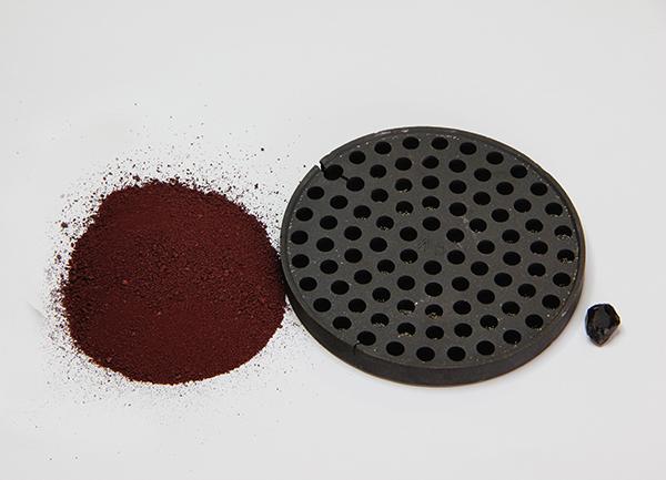 遠紅外黑瓷造粒粉