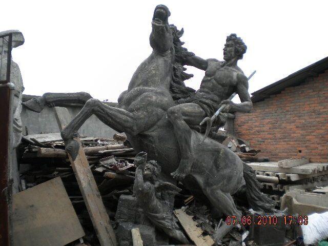 遵义铸铜雕塑