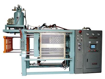 【图解】泡沫切割机的产品结构 泡沫机械的使用流程