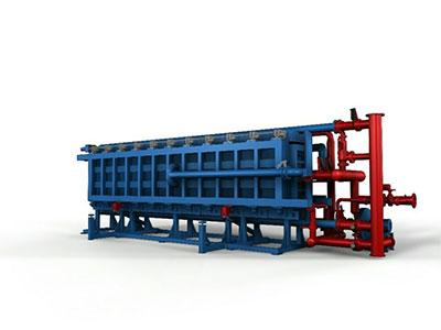 聚苯板生产线