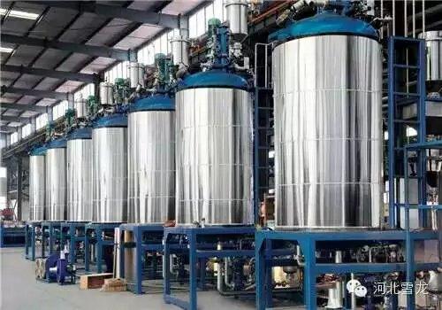 【盘点】苯板机械的发泡方法 泡沫机械的使用方法
