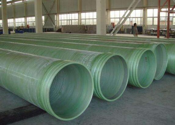 遵义玻璃钢夹砂管生产厂家