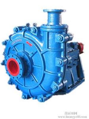 兰州渣浆泵型号